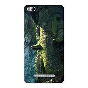 Gorgeous Rock Ganesha Back Case Cover for Xiaomi Mi4i