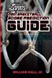 img - for Pro Basketball Score Prediction Guide book / textbook / text book