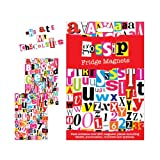 Gossip Ransom Magnetic Noticeboard Fridge Magnets - 200 pieces