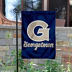 Buy Georgetown Hoyas Garden Flag and Yard Banner by College Flags and Banners Co.