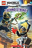 img - for LEGO Ninjago: Techno Strike! (Reader #9) book / textbook / text book