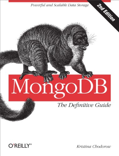 Download MongoDB: The Definitive Guide