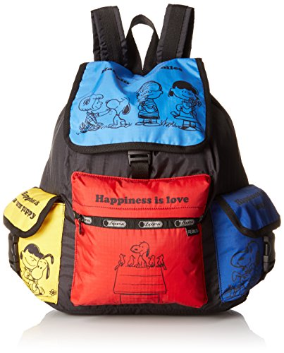 lesportsac-womens-x-peanuts-voyager-backpack-snoopy-friends