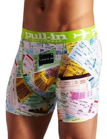 Pull-In Men's Fashion Resa Short, Multi, Medium
