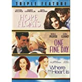 Hope Floats / One Fine Day / Where the Heart Is (Triple Feature) ~ Forest Whitaker