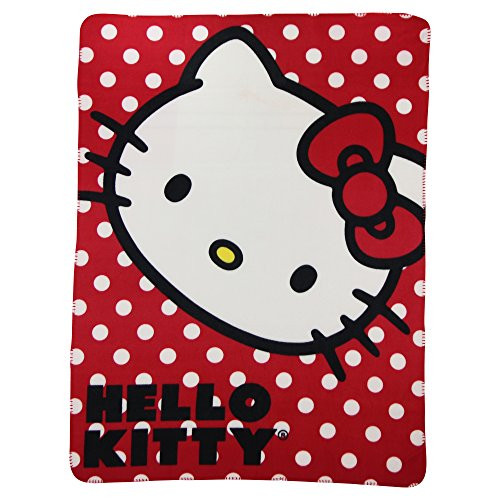 kids-fleece-throw-blankets-50-x-60-several-options-hello-kitty