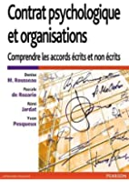 Contrat psychologique et organisations : Comprendre les accords écrits et non écrits