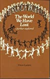 The World We Have Lost (0415029759) by Laslett, Peter