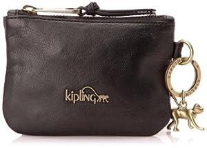 Kipling Syrine, Trousse de maquillage - Noir (Instant Black), Taille Unique
