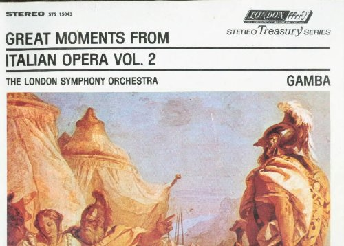 Great Moments From Italian Opera Vol 2 (Italian Opera Vinyl compare prices)