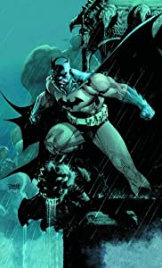 Batman: Hush (Absolute Edition) by Jeph Loeb