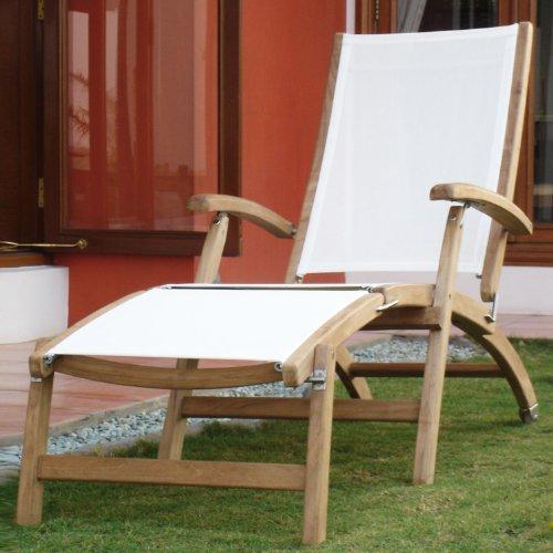 Teak Steamer Chairs 97919