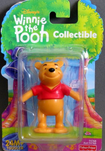 Buy Low Price Fisher Price Winnie The Pooh Collectible Figure (B0019048C6)