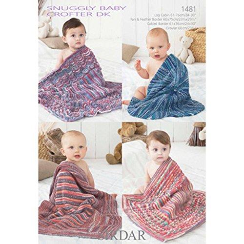 Circular Baby Blanket