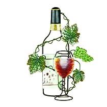 Tripar White Wine Bottle Wine Art