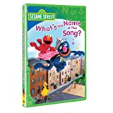 Sesame Street - What's the Name of That Song ~ Caroll Spinney