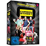 "Comedy Street - Staffel 1-5 (Special Collector's XL-Box, 6 DVDs) [Special Collector's Edition]von ""Simon Gosejohann"""
