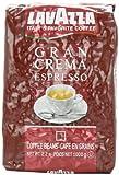Lavazza Gran Crema Espresso, 2.2-Pound