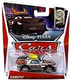 Disney Pixar Cars 2 Kabuto