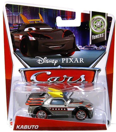 2013 Disney Pixar cars KABUTO