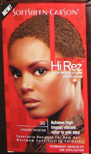SoftSheen Carson Hi Rez Haircolor 30 Brazen Bronze