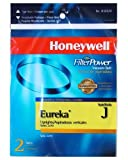 Honeywell H34520 Eureka J Uprights Replacement Belts
