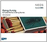 echange, troc  - Intégrale des oeuvres pour quatuor à cordes