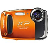 Fujifilm FinePix XP50 Digital Camera (Orange)