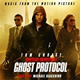 Mission Impossible Ghost Protocol  Cd