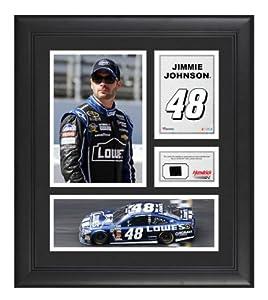 Jimmie Johnson Framed 15