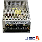 JED Power Supply Driver adapter For CCTv & LED Strip AC110-220V TO DC 5V 40 AMP and 200watt