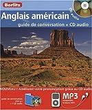 echange, troc Collectif - Anglais américain Coffret guide de conversation + CD audio