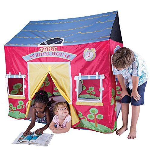 Pacific Play Tents Little Red School House Tent #60500 by PACIFIC PLAY TENTS jetzt kaufen