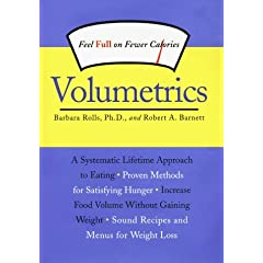 Volumetrics: Feel Full on Fewer Calories (Hardcover)