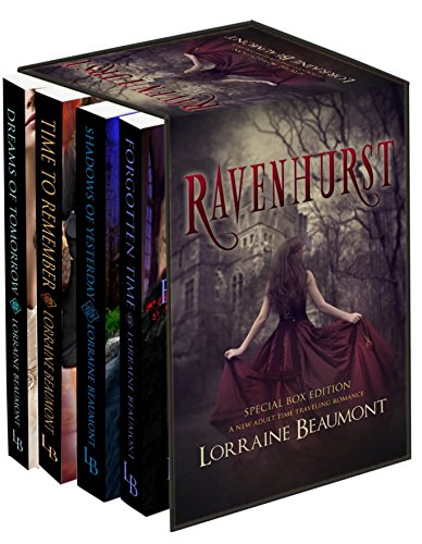 RAVENHURST: FOUR BOOK BOX SET : VICTORIAN - MEDIEVAL TIME TRAVEL ROMANCE