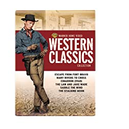 Warner Home Video Western Classics Collection