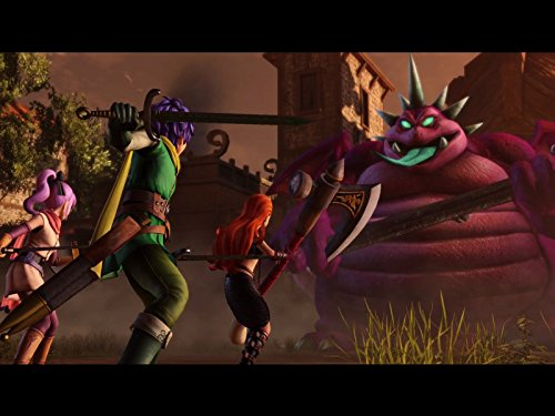 ドラゴンクエストヒーローズⅡ #1
