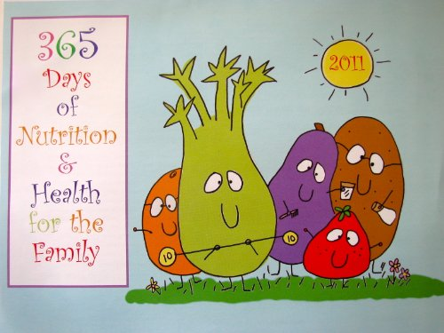 Nutrition & Health for the Family Calendar (365 Days of)
