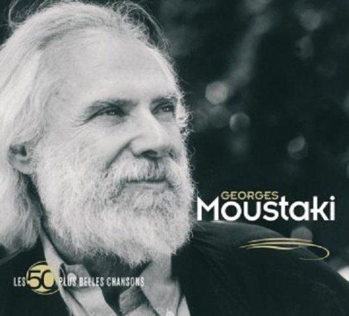 Georges Moustaki - Les 50 Plus Belles Chansons : Georges Moustaki (3 CD) - Zortam Music