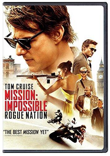 Mission: Impossible - Rogue Nation / ミッション:インポッシブル/ローグ・ネイション DVD [北米版]