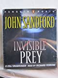 Invisible Prey by John Sandford Unabridged CD Audiobook (The Prey Series with Lucas Davenport)