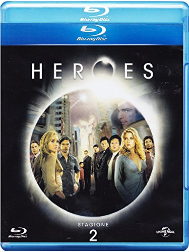 heroes-stagione-02-blu-ray-import-anglais