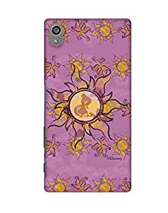 Pick pattern Back Cover for Sony Xperia Z5 Plus