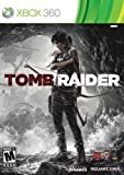 Tomb Raider - Xbox 360 Standard Edition