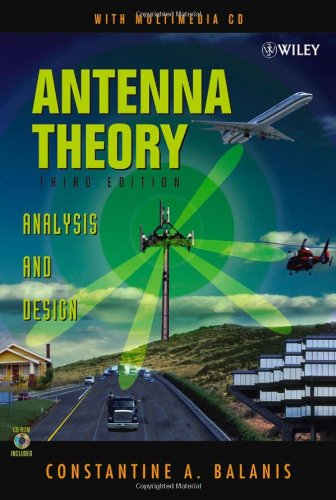 Antenna Theory: Analysis and Design, 2nd Edition