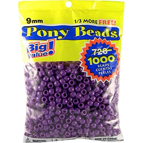 pony-perlina-grande-valore-pack-9mm-1000-pkg-opaco-viola