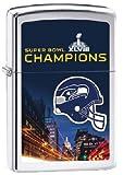 Seattle Seahawks Super Bowl XLVIII Champions NFL Football Zippo Lighter