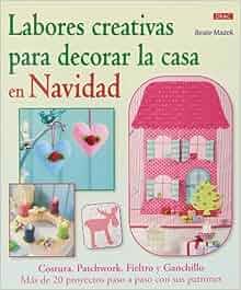 Labores creativas para decorar la casa en Navidad: MAZEK(743463