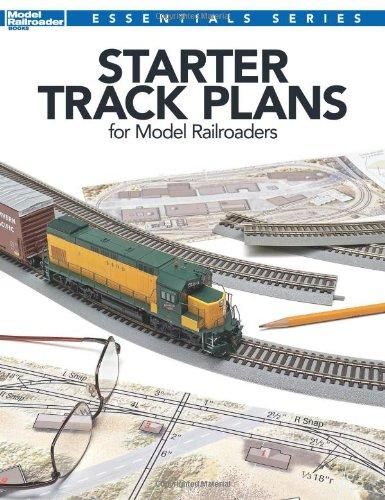 Starter Track Plans for Model Railroaders (Model Railroader Books Essentials Series) (Model Train Layouts compare prices)