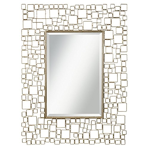 Kichler Kubica Rectangle 36-Inch Mirror front-996356